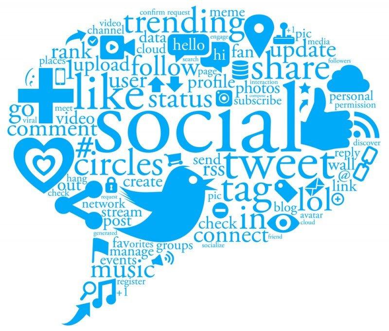 Las redes sociales influyen en los resultados económicos. #shu#