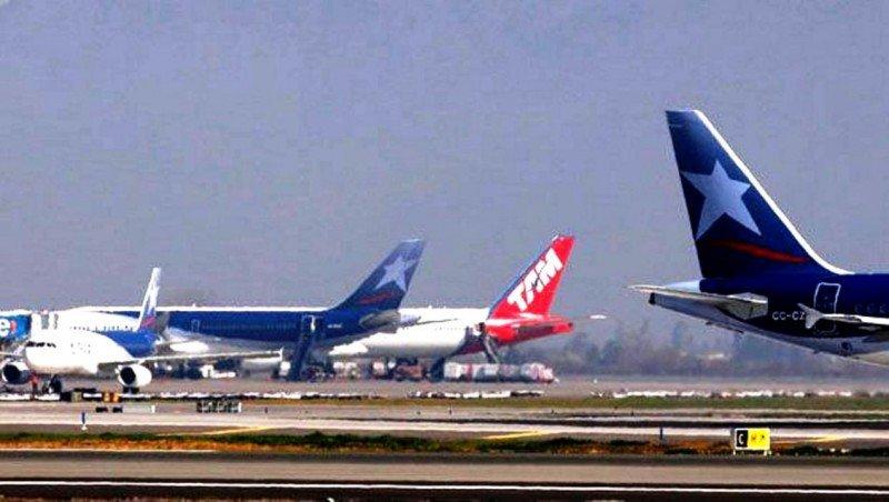 Argentina busca dañar las operaciones de la principal competidora de Aerolíneas, según LAN