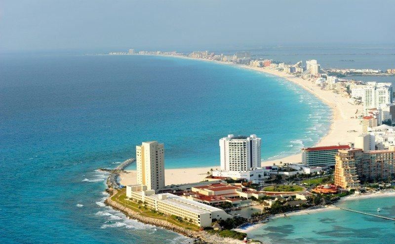 Cancún.