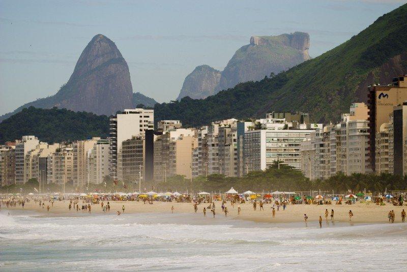 Los precios hoteleros han subido desmesuradamente para Rio de Janeiro. #shu#.