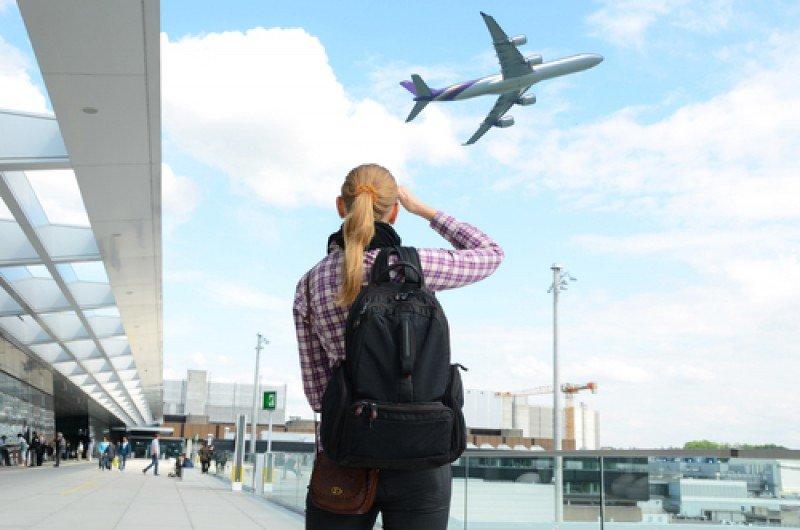 El número de turistas creció un 5% a nivel global durante el primer semestre de 2013. #shu#