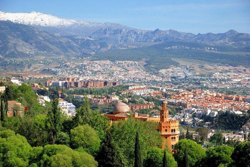La agencia está en el centro de Granada.