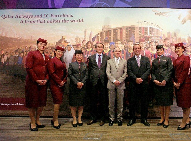 Qatar Airways quiere implantar un hub en Barcelona-El Prat