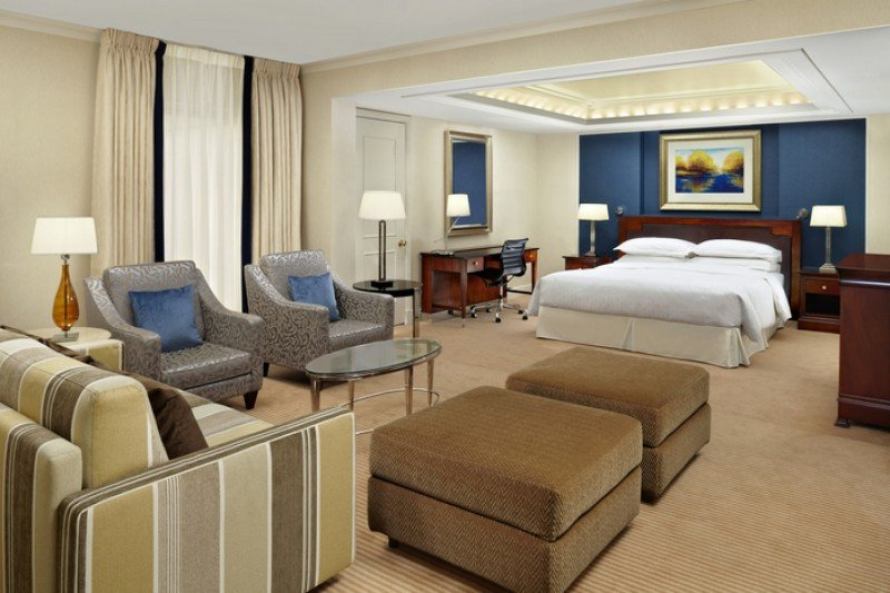 Starwood prevé abrir cuatro hoteles en Irak