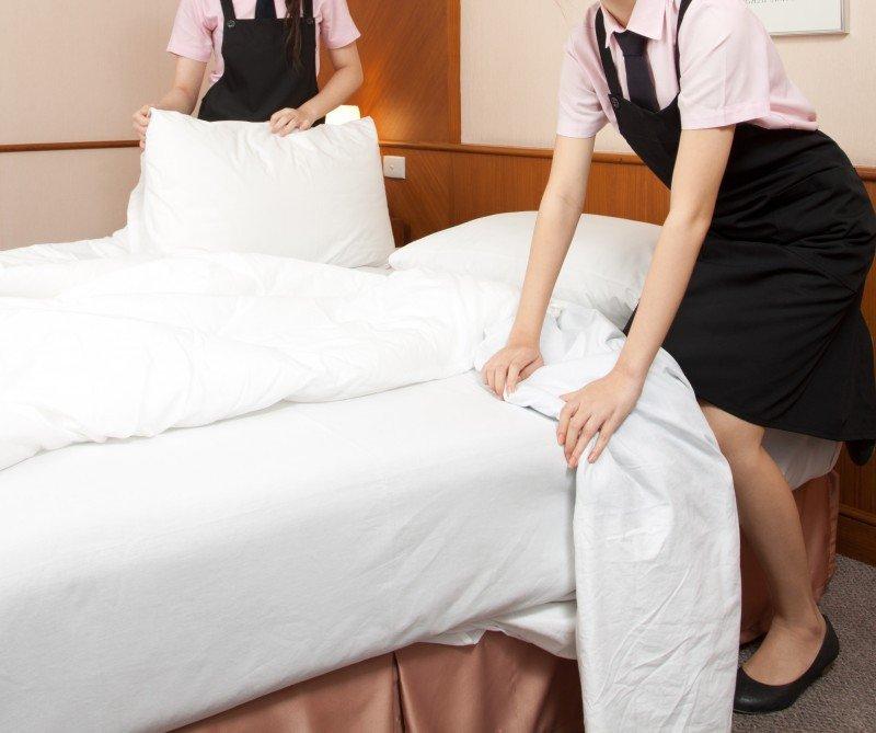 CC OO critica que el empleo en hostelería no crezca cuando la actividad turística sí lo hace. #shu#
