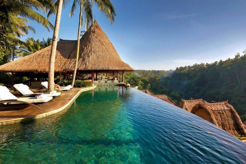 Bali consolida su posicionamiento en el mercado del turismo de bodas. En la imagen, el Viceroy Bali Resort.