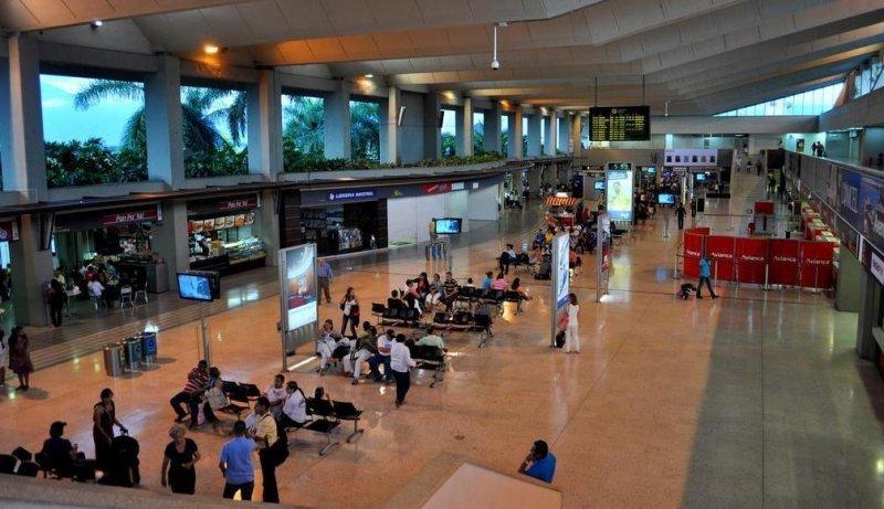 Aeropuerto Alfonso Bonilla Aragón.