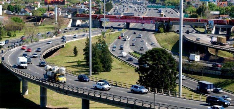 Autopistas del Sol en Argentina ganan un 4,5% menos el primer semestre