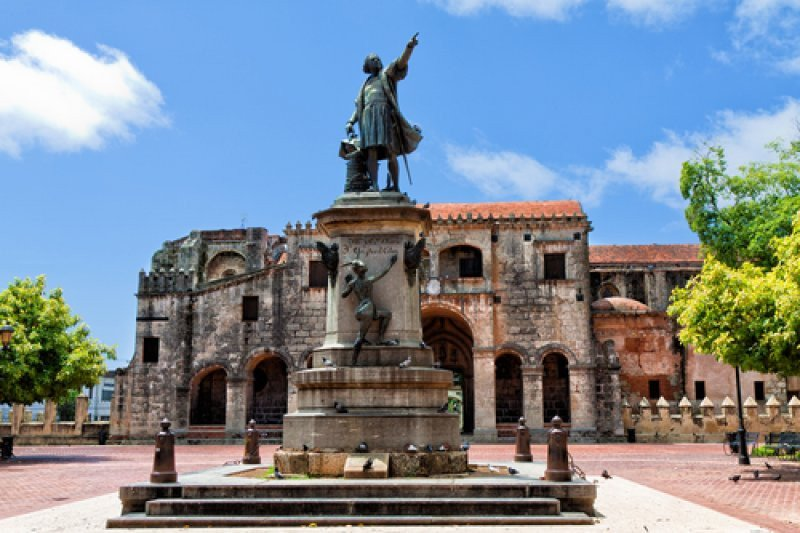 Centro histórico de la ciudad de Santo Domingo