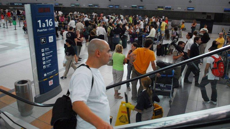 Los viajes al exterior aumentaron un 5,6% en el segundo trimestre de 2013.