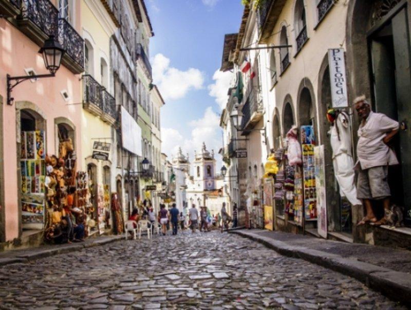 Salvador y Bahia tienen numerosos atractivos y vuelos directos desde diversos países de Europa. #shu#