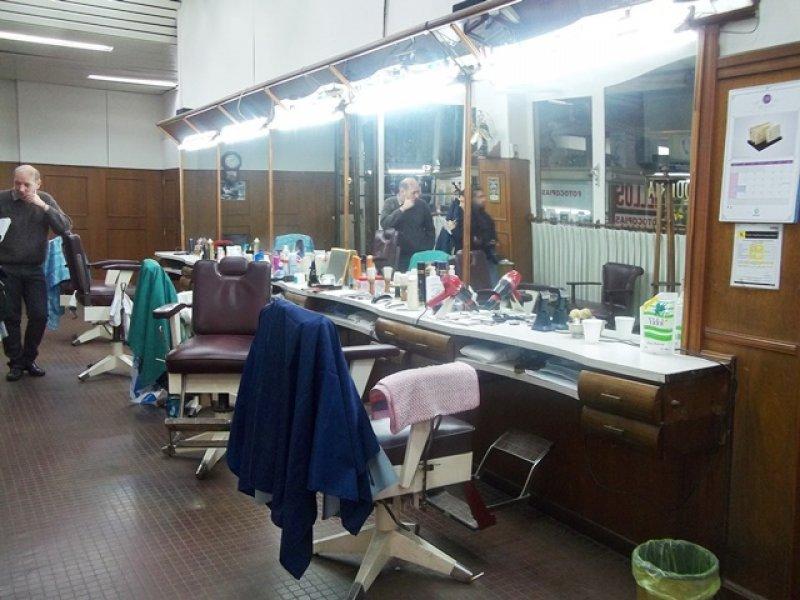 La barbería del Papa, a pocos metros de la Nunciatura