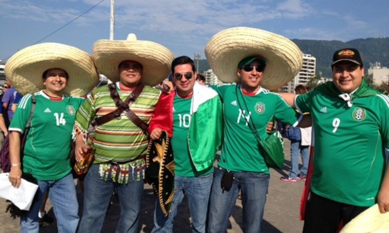 El mercado mexicano es considerado prioritario para Brasil, que espera que su selección se clasifique al Mundial 2014