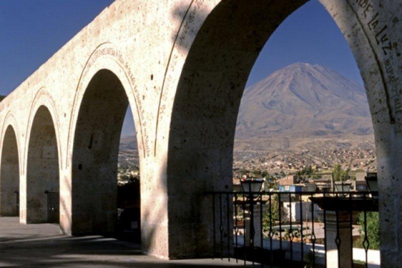 Arequipa, uno de los destinos internos que Perú busca potenciar. #shu#