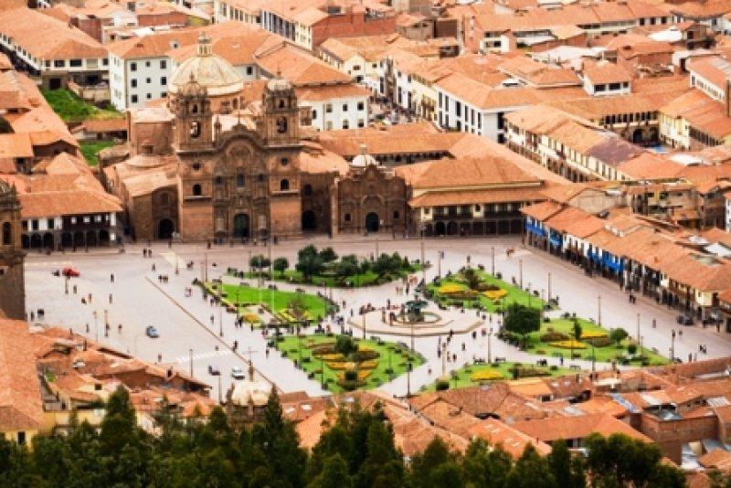 Cuzco, la ciudad a la que todos los visitantes quieren llegar para acceder a Machu Picchu. #shu#