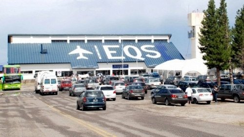 Argentina suma nuevo aeropuerto internacional tras habilitación en Esquel