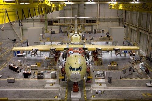 Airbus aventaja a Boeing con 132 pedidos más hasta julio
