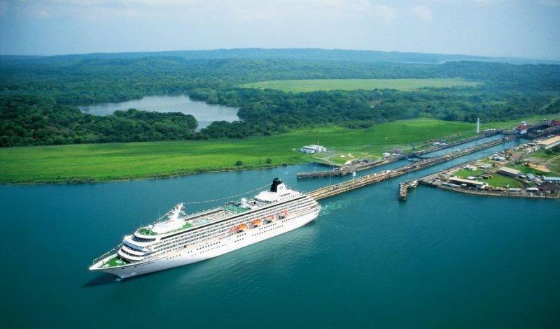 Entre enero y mayo creció un 1,2% el total de turistas de cruceros llegados a Panamá.
