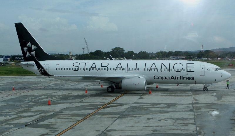 La red de COPA hace un importante aporte al dominio de Star Alliance en los vuelos internacionales en la región