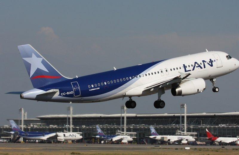 Aumentó 2% el tráfico de pasajeros en LATAM Airlines en julio