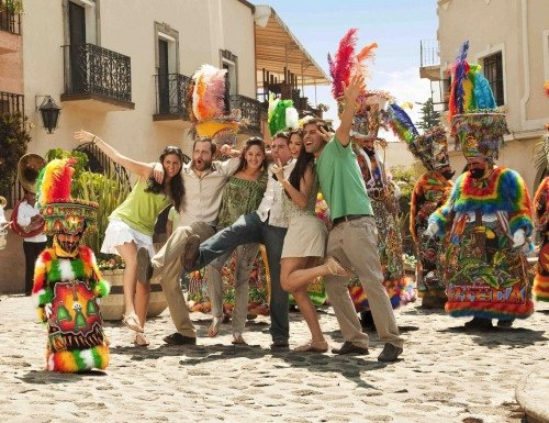 Turismo internacional genera US$ 7.000 millones en México