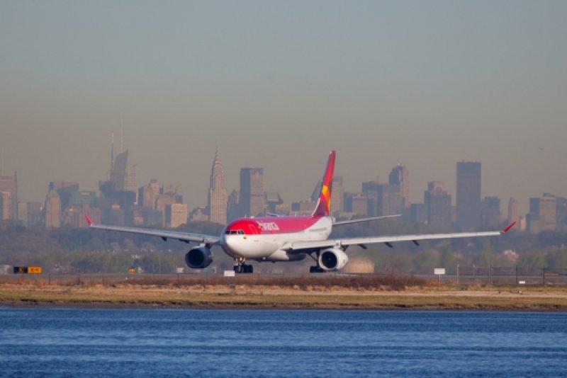 Los vuelos a Estados Unidos desde América Latina son uno de los objetivos de Avianca. #shu#