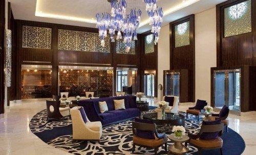 El lobby será uno de los ambientes renovados.
