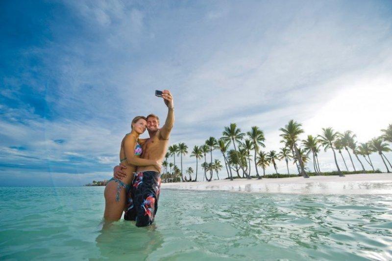 La isla recibe un promedio de casi medio millón de visitantes por mes