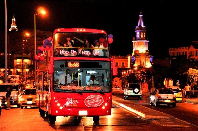 Los canadienses eligen Cartagena, Bogotá y Medellín.
