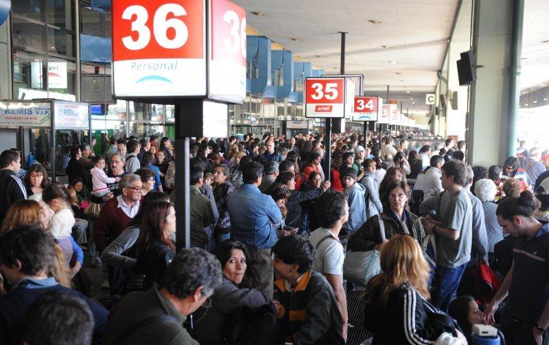Terminal de Retiro, Ciudad de Buenos Aires.