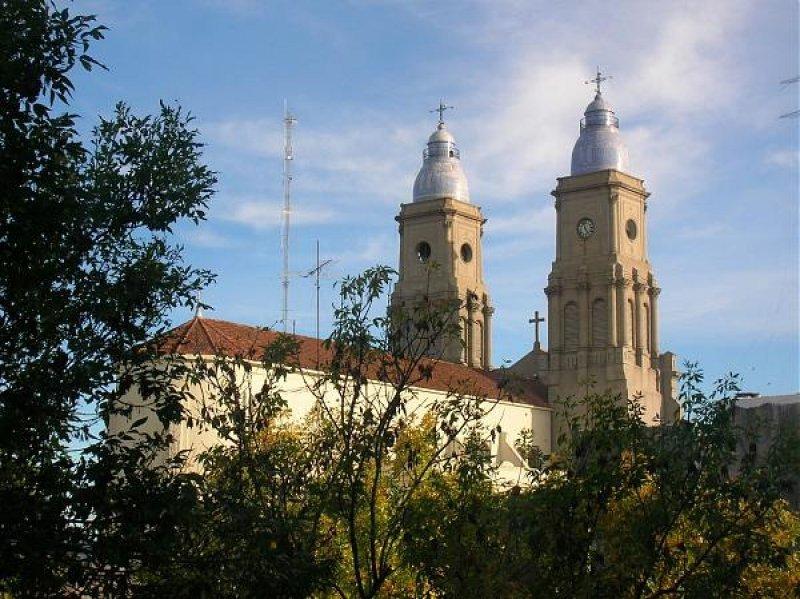 Catedral de la ciudad uruguaya de Florida