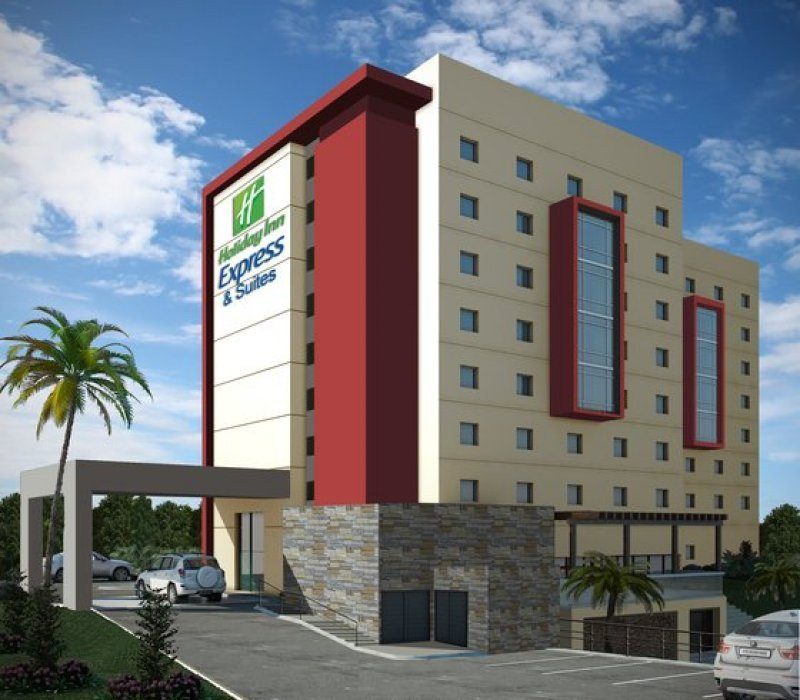 Holiday Inn Express y Suites, Cuernavaca
