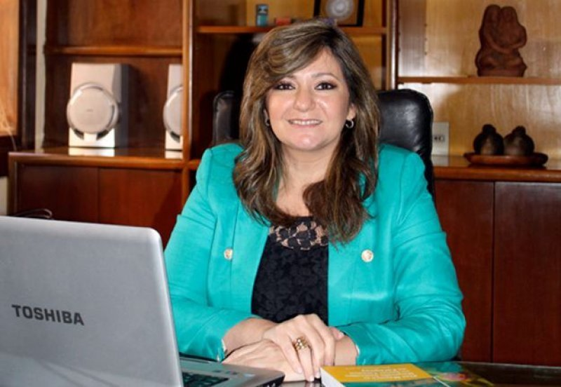 Marcela Bacigalupo.