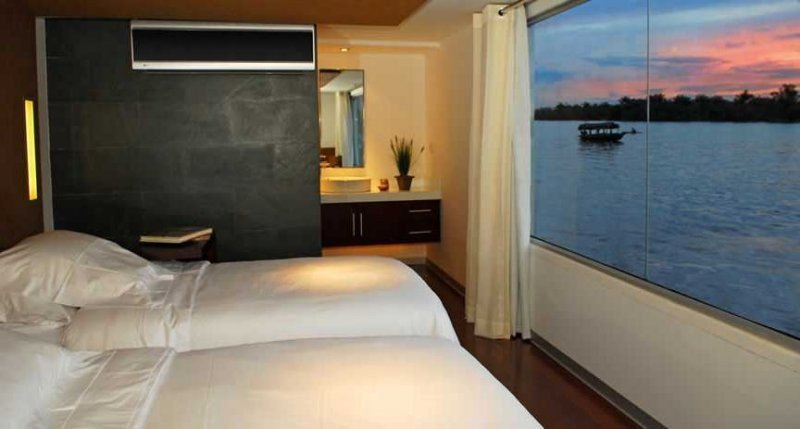 Orient-Express analiza ofrecer cruceros de lujo por el Amazonas