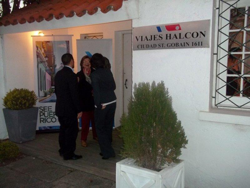 Sede de Viajes Halcón en Montevideo