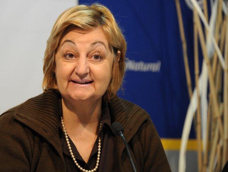 Liliam Kechichián, ministra de Turismo y Deporte de Uruguay