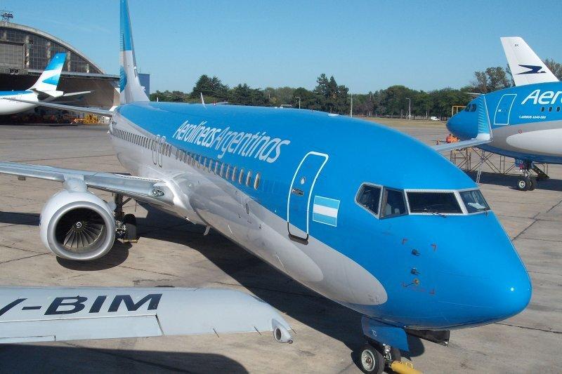 Aerolíneas Argentinas se despega del conflicto entre el gobierno y LAN
