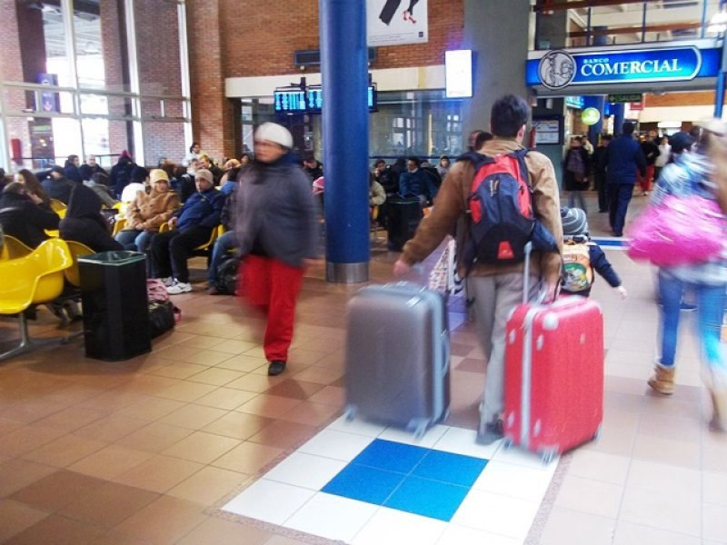 Siguen en aumento los viajes de uruguayos al exterior