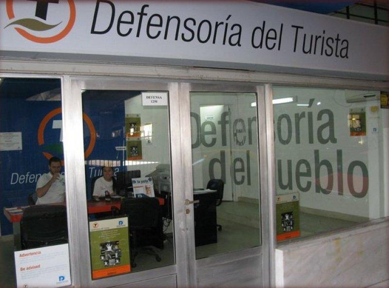 El año pasado la Defensoría atendió más de 5000 casos de turistas nacionales y extranjeros.