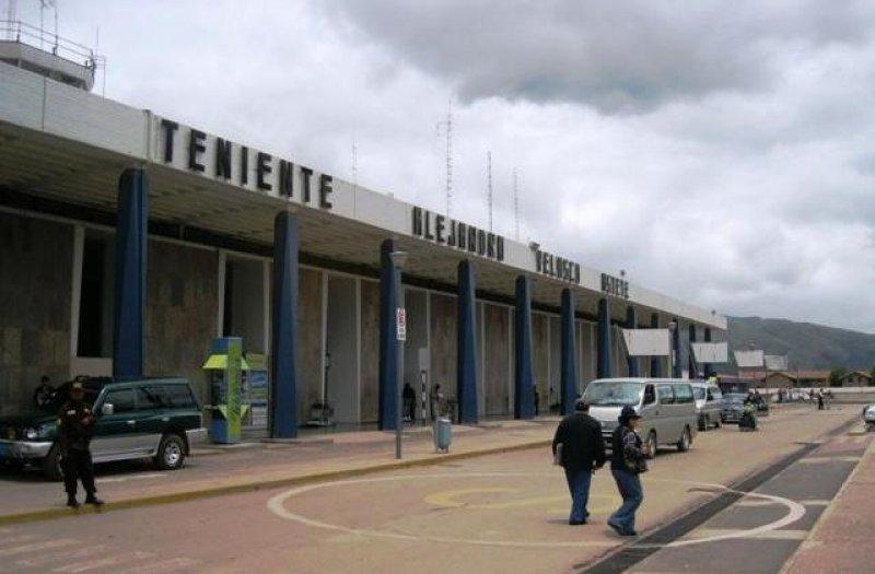 El horario en el aeropuerto de Cusco se ampliará hasta las 19.30hs.