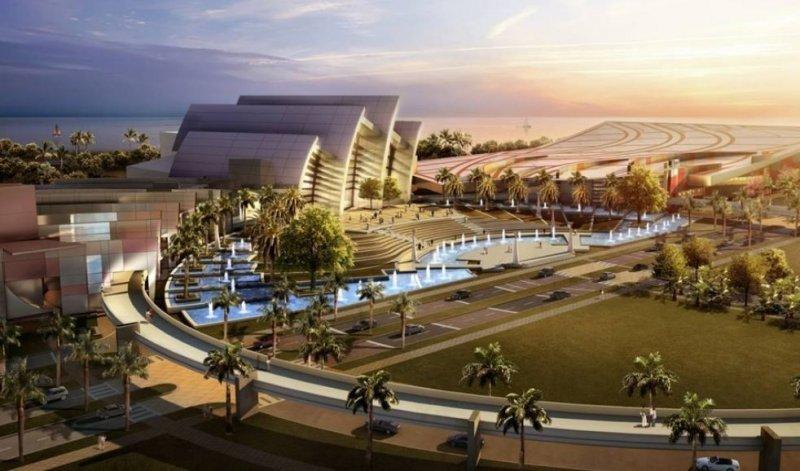 Para la construcción del centro de convenciones Panamá invierte US$ 193 millones.