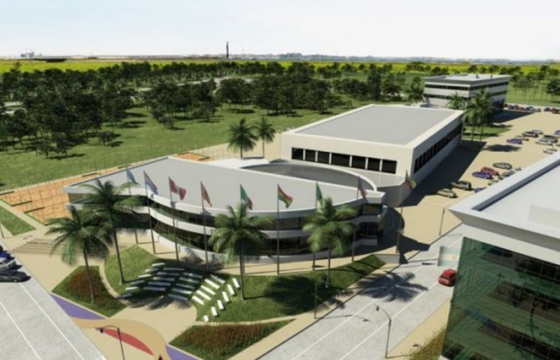 El complejo quedará terminado en 2015 con la apertura de un hotel 4 estrellas.