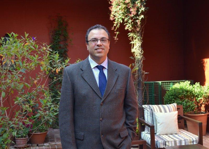 Francisco Calvo director de Negocios para hoteles urbanos.