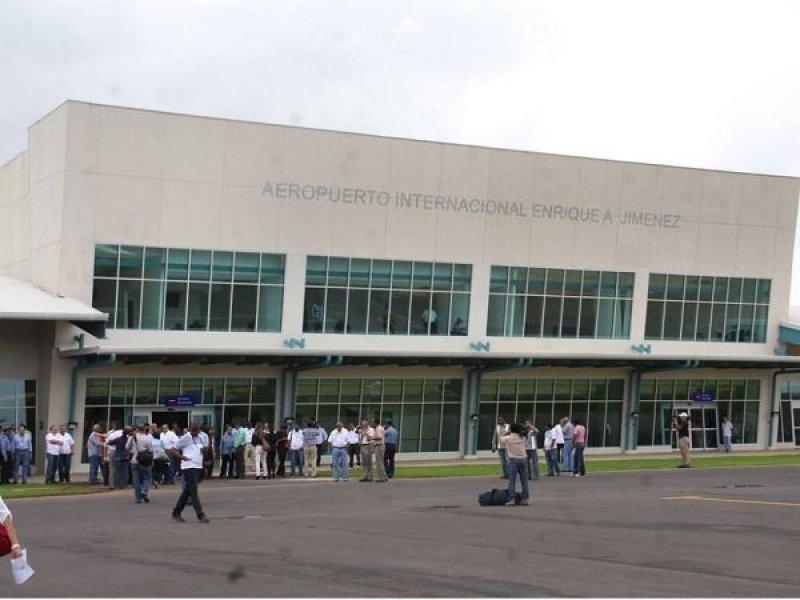 La nueva terminal internacional fue inaugurada por el presidente Martinelli