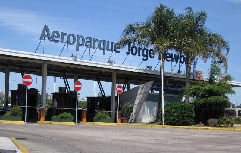 AA2000 empresa concesionaria del Aeroparque Jorge Newbery.