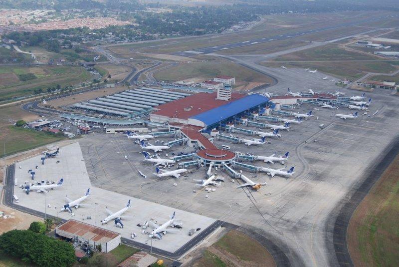 Aeropuerto Tocumen, Panamá