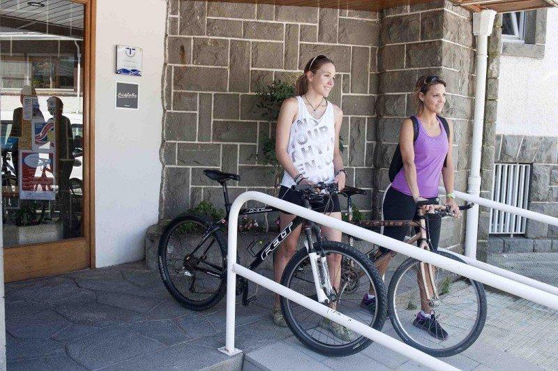 Sólo en Baleares 100.000 cicloturistas generaron el año pasado 64 millones de euros.