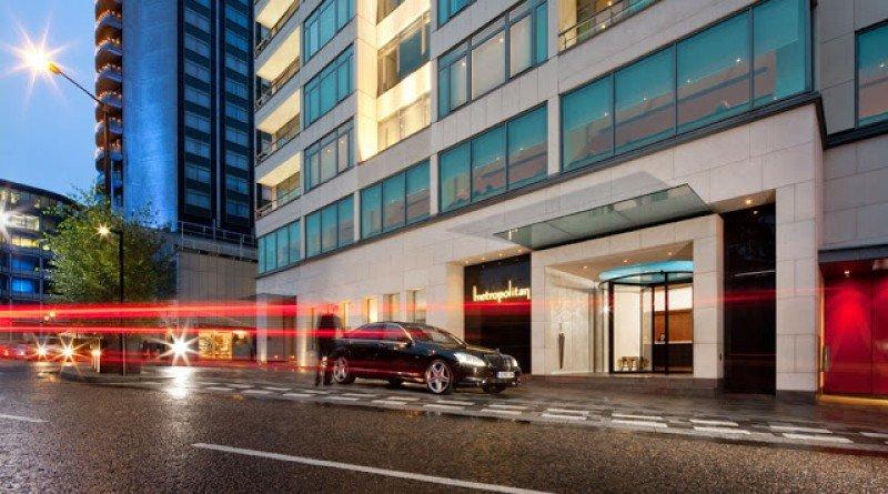 El hotel Metropolitan by COMO de Londres ha despertado tal interés que se ha vendido por encima de su precio inicial.