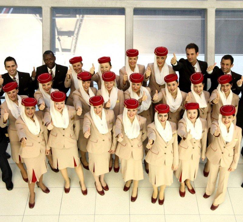 Emirates seleccionará TCP en Sevilla, Oviedo y Bilbao