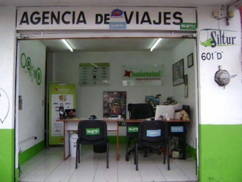 Agencia de viajes mexicana.